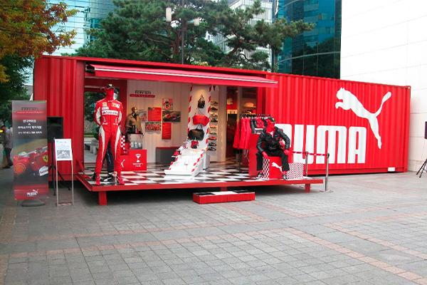 Pop-up Store Puma