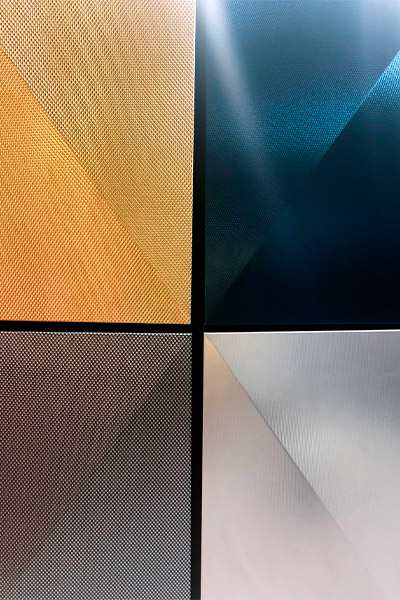 Paneles de metal Construmat