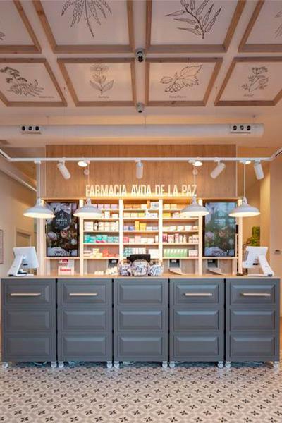 Farmacia Av de La Paz