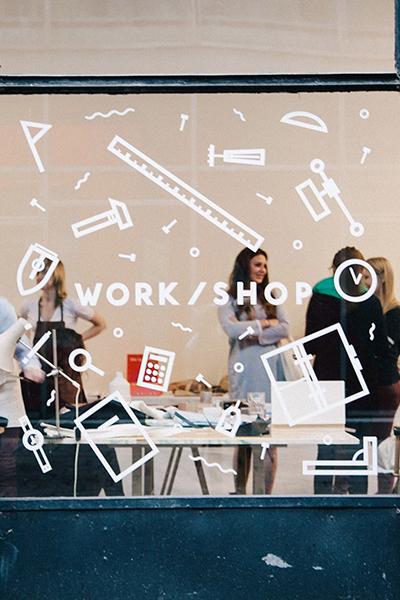 Workshop en tienda