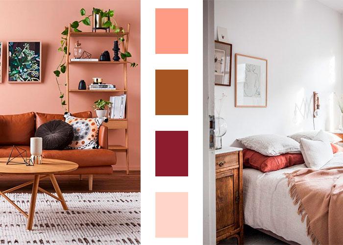 Pantone colores decoración 2020