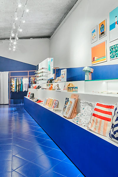 OMG Barcelona Concept Store